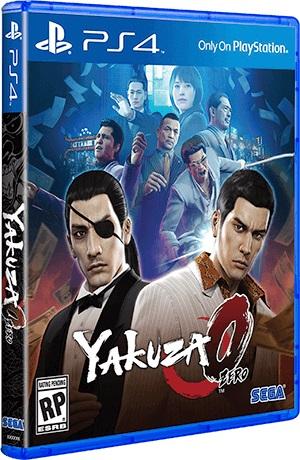 Обзор Yakuza 0