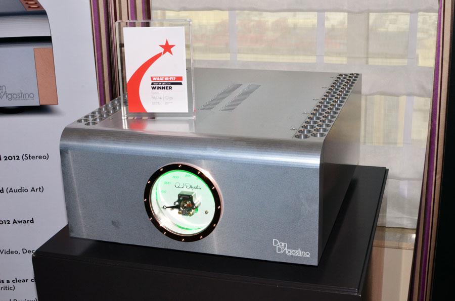 Dan D'Agostino Mono Amplifier