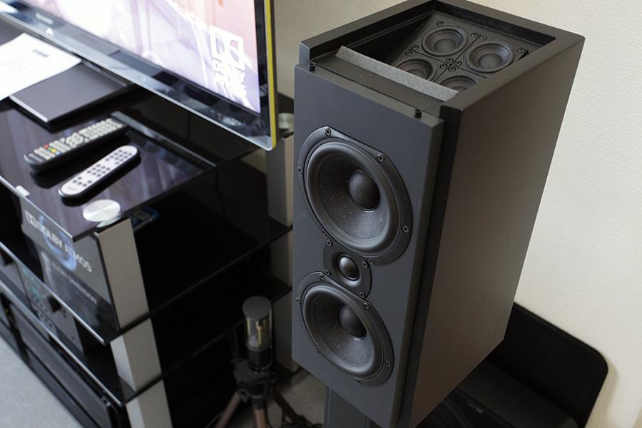 Акустические системы для домашнего кинотеатра с поддержкой Dolby Atmos от Triad