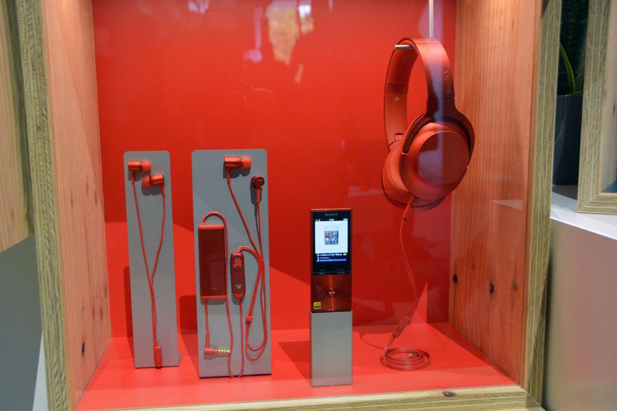 Наушники с системой активного шумоподавления Sony H.ear On