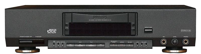 Топ 8 кассетных дек формата DCC