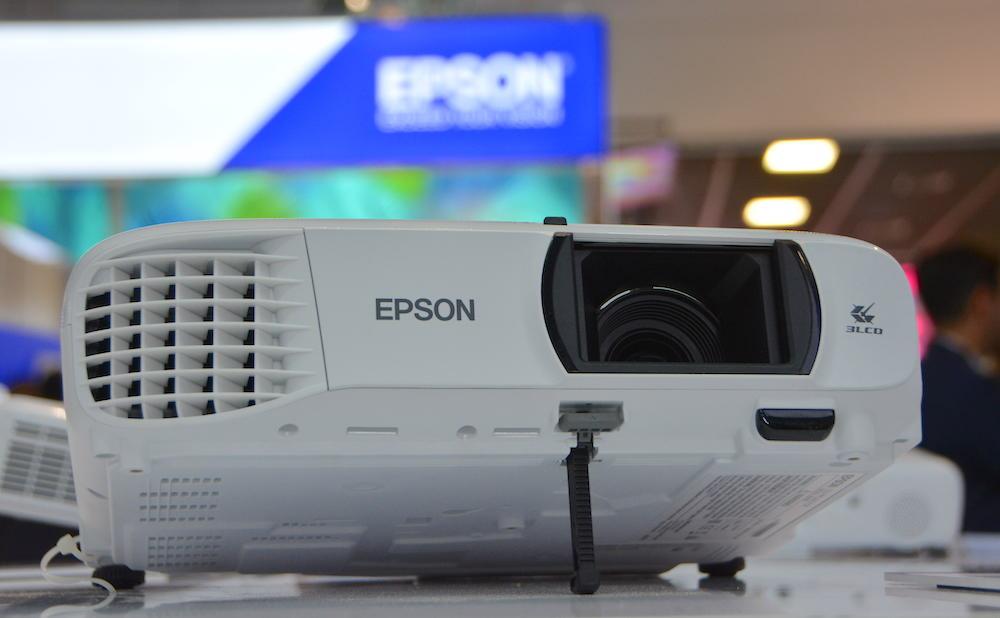 Epson на IFA 2017