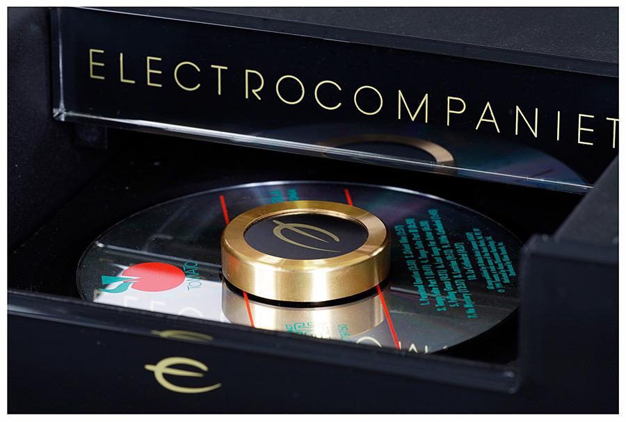 CD-проигрыватель Electrocompaniet EMC 1 Mk IV