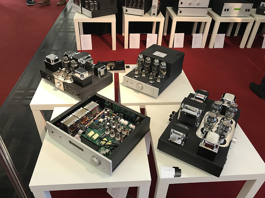 Фоторепортаж с выставки Munich High End Show 2017 - Tsakiridis Devices