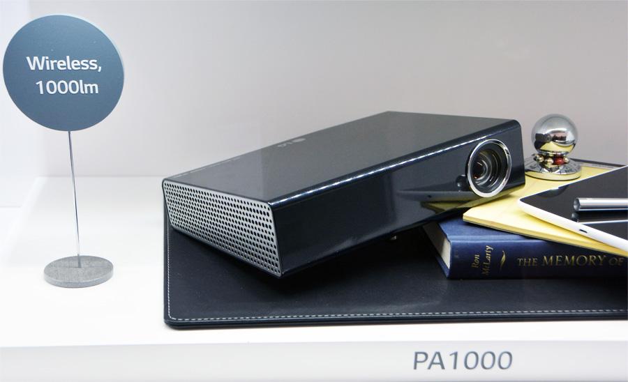 Проектор LG РА1000