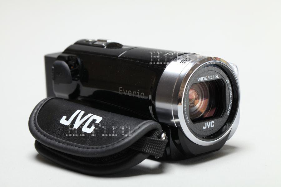 Видеокамера JVC GZ-EX515BEU