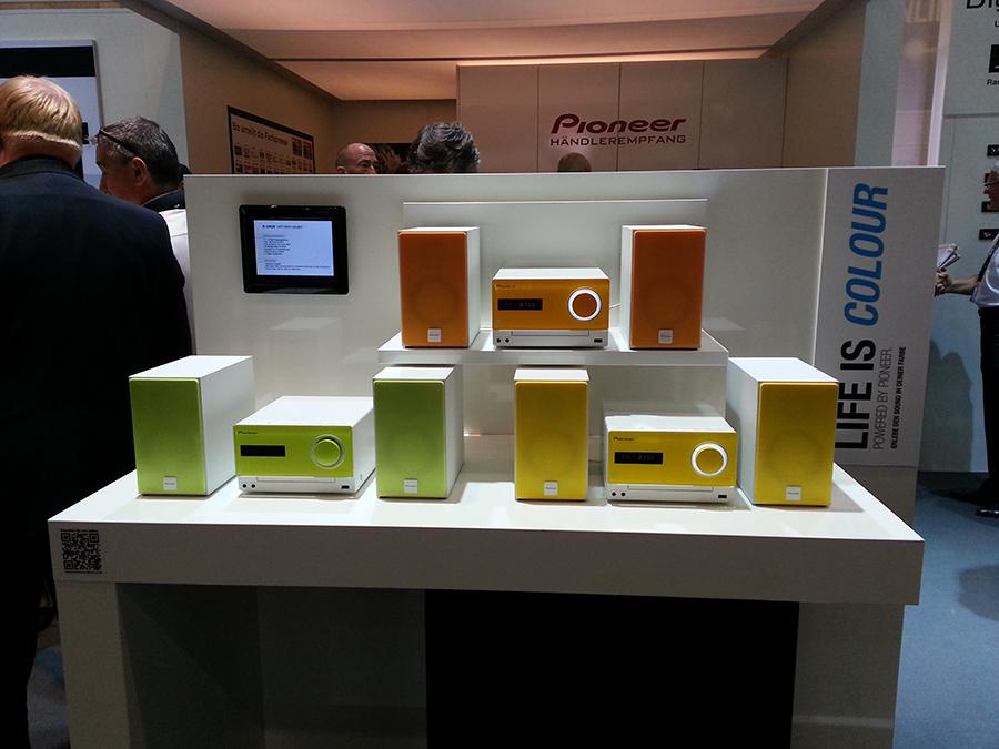 Музыкальные центры Pioneer X-CM35
