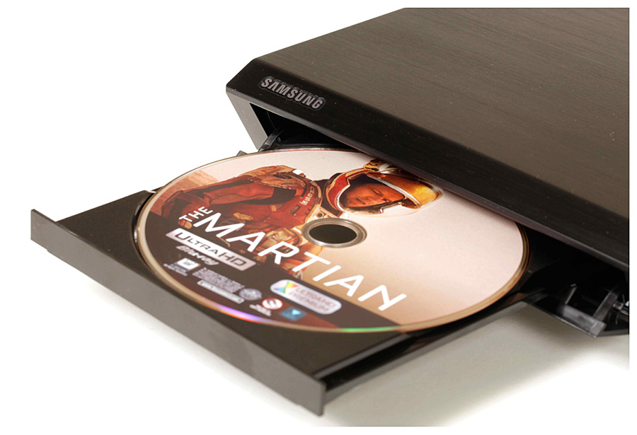 Проигрыватель Ultra HD Blu-ray Samsung UBD-K8500