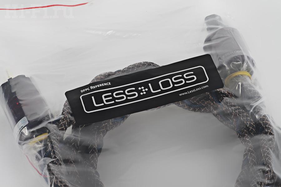 Силовой кабель LessLoss DFPC Reference