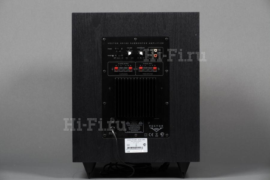 Комплект акустики окружающего звучания Vector HX