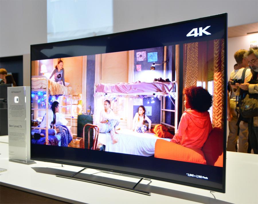 Телевизор Sony серии S80C