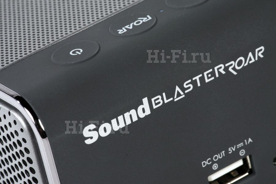 Стереосистема Creative Sound Blaster SB20 Roar