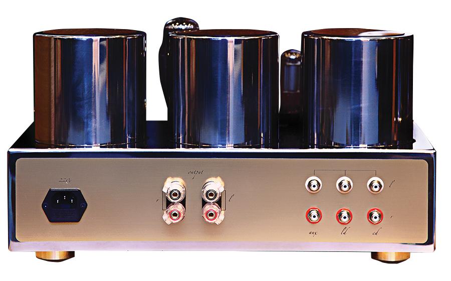 Фонокорректор и интегрированный усилитель SA Lab Luthier Series