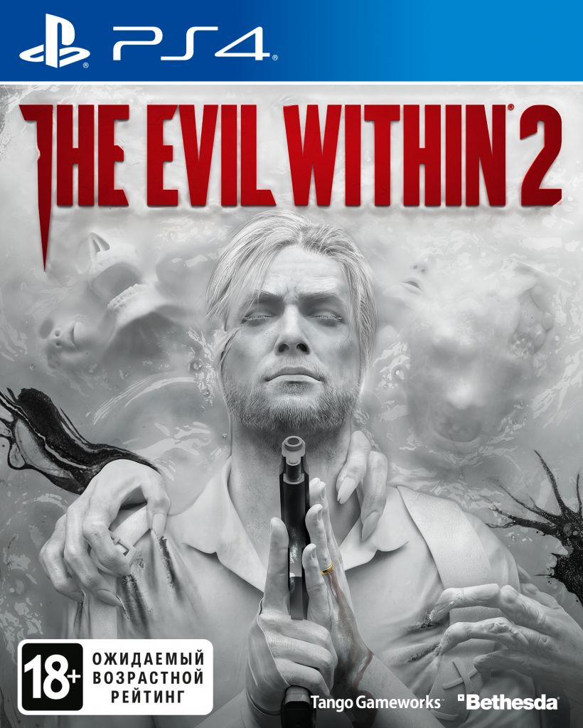 Обзор игры The Evil Within 2