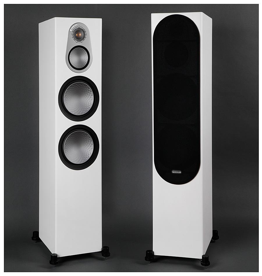 Акустические системы Monitor Audio Silver 500