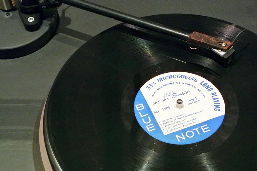 Проигрыватель грампластинок Garrard 501 Inspiration в корпусе от Oswalds Mill Audio