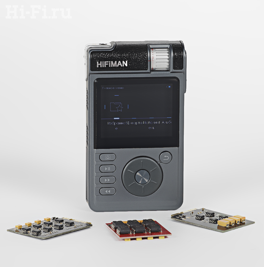 Портативный плеер HiFiMan НМ-802