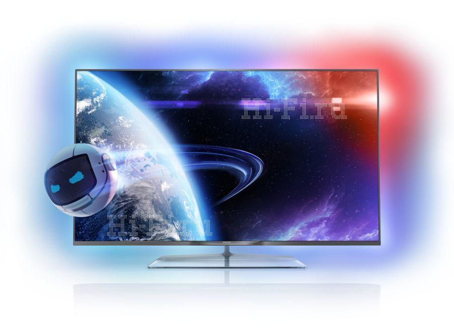 LED-телевизор Philips Elevation