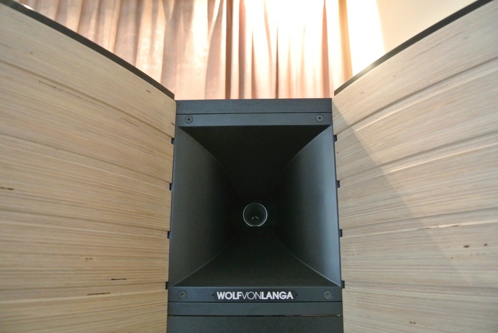 Акустические системы Wolf von Langa Swing