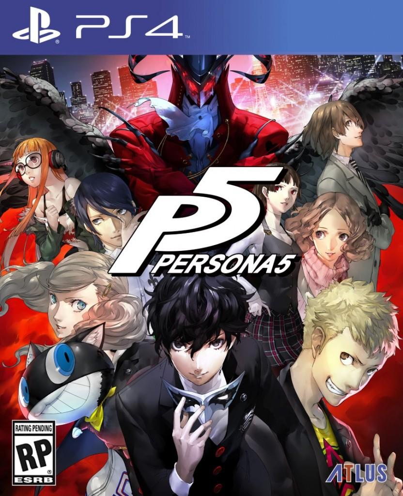 Обзор Persona 5