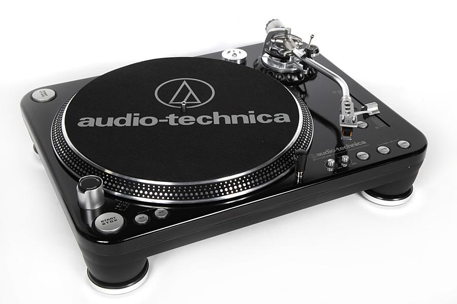 Проигрыватель грампластинок Audio-Technica AT-LP1240-USB