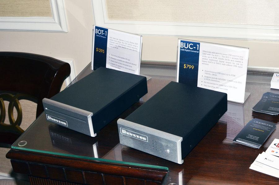 Bryston BOT-1 и BUC-1