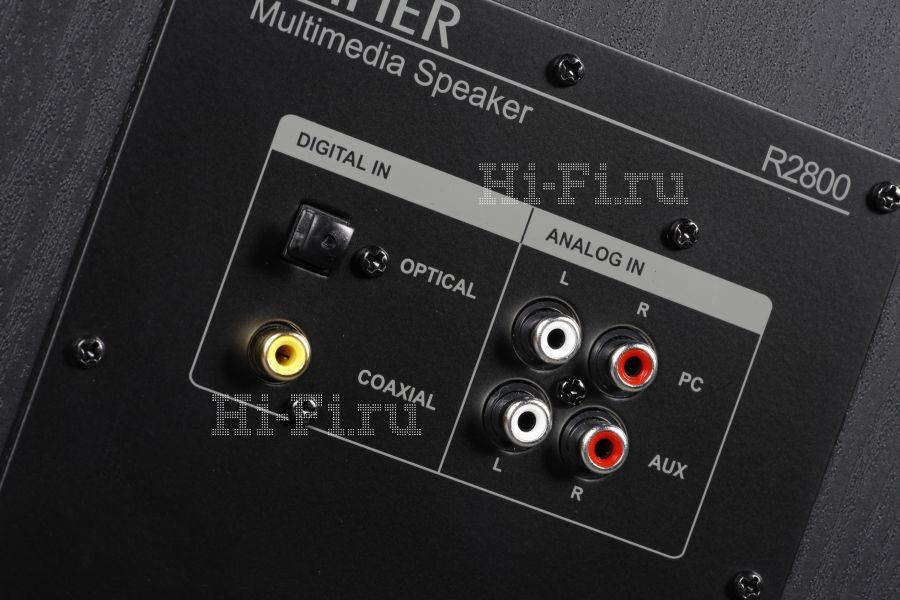 Активные акустические системы Edifier R2800