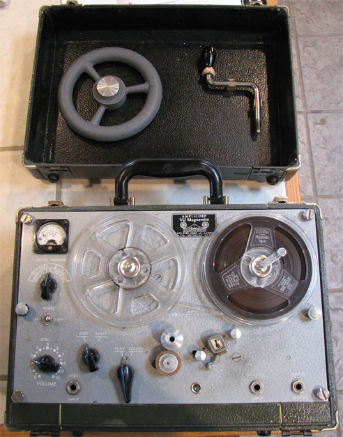 5 необычных катушечных магнитофонов