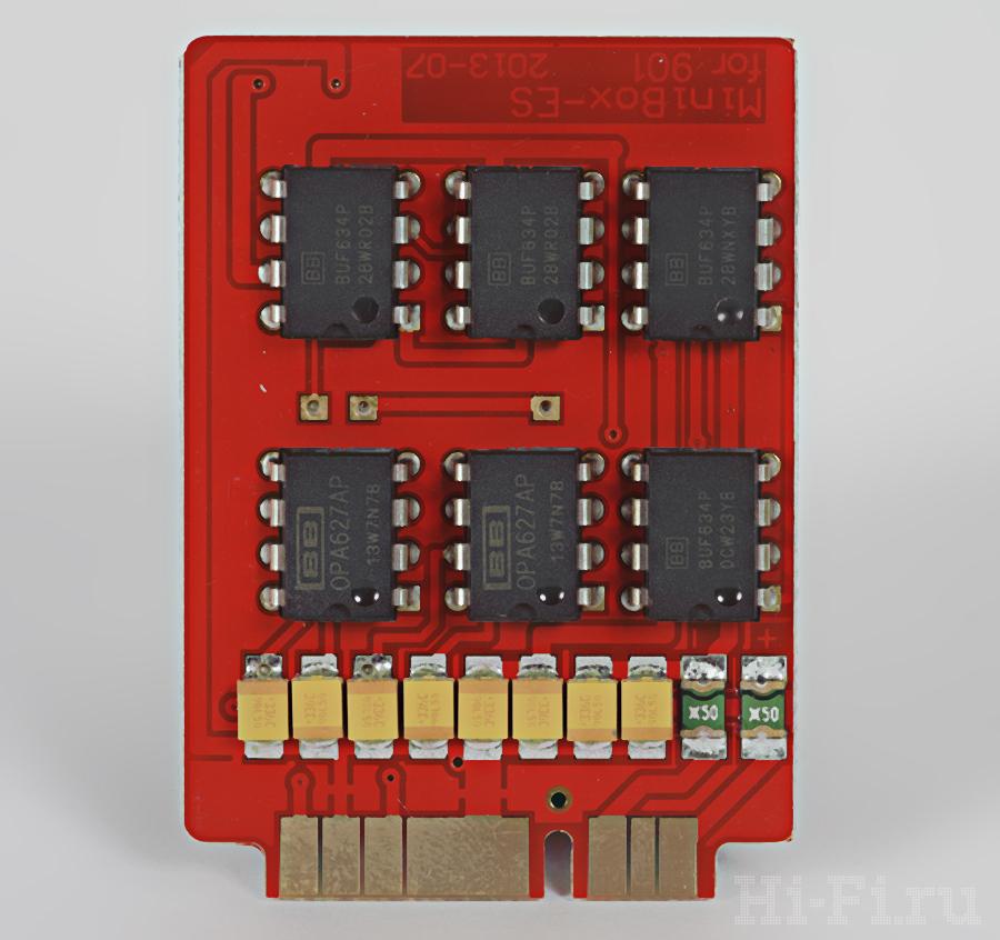 Сменный усилительный модуль Minibox Card
