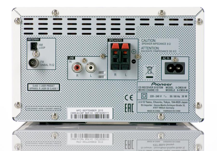 Pioneer X-СM35