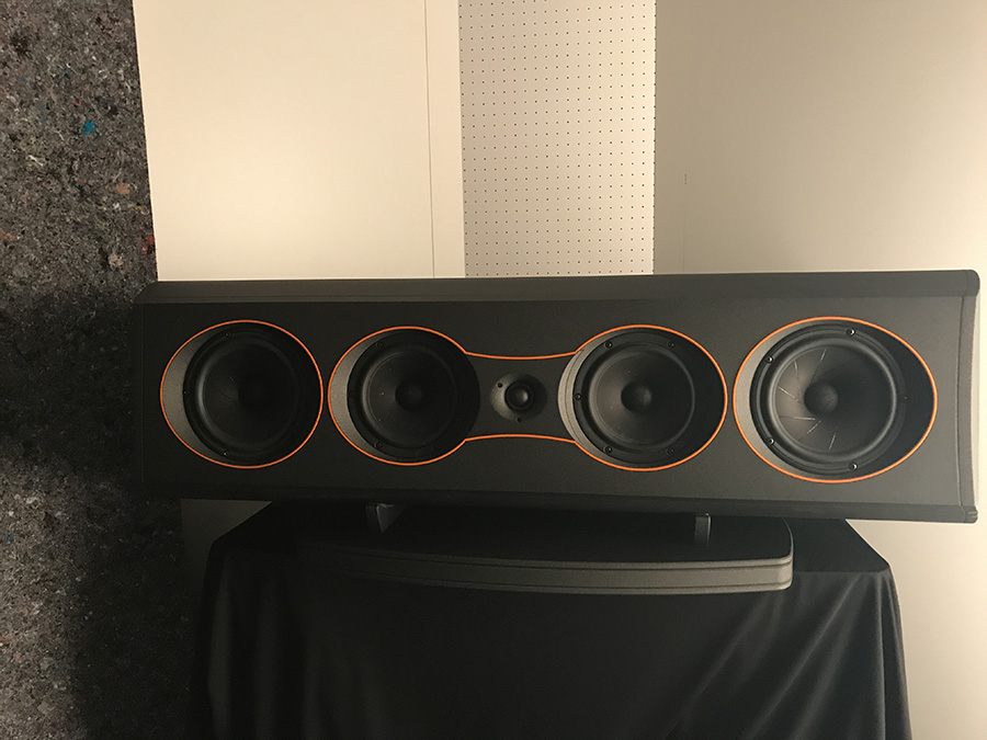 Фоторепортаж с выставки Munich High End Show 2017 - Audio Solutions