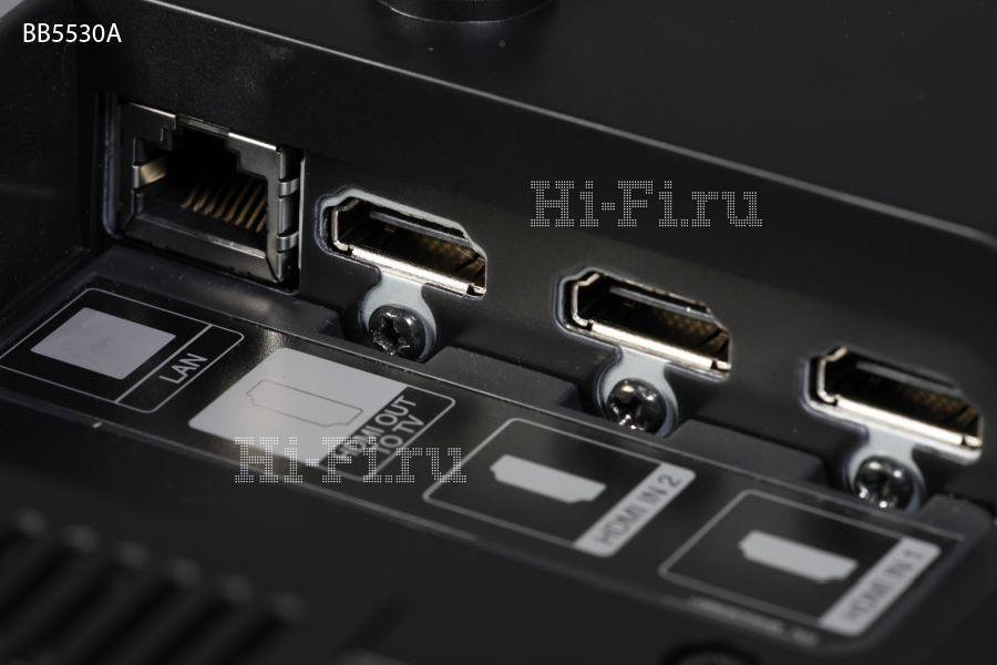 Саундбары с беспроводными сабвуферами LG BB5530A и BB5430A