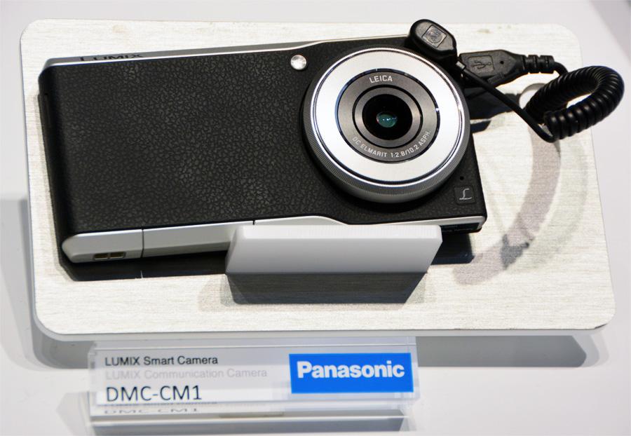 Камерофон Panasonic DMC-CM1