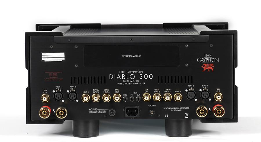 Интегрированный усилитель Gryphon Diablo 300
