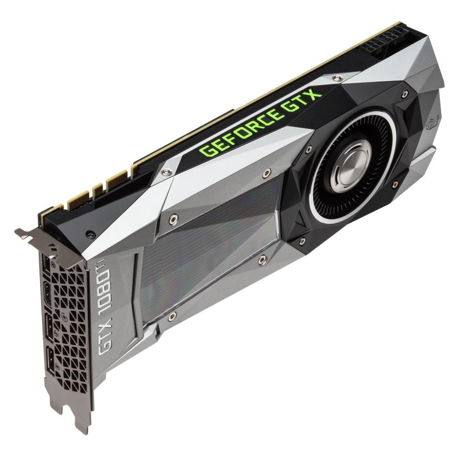 Видеокарта Geforce GTX 1080 Ti Founders Edition