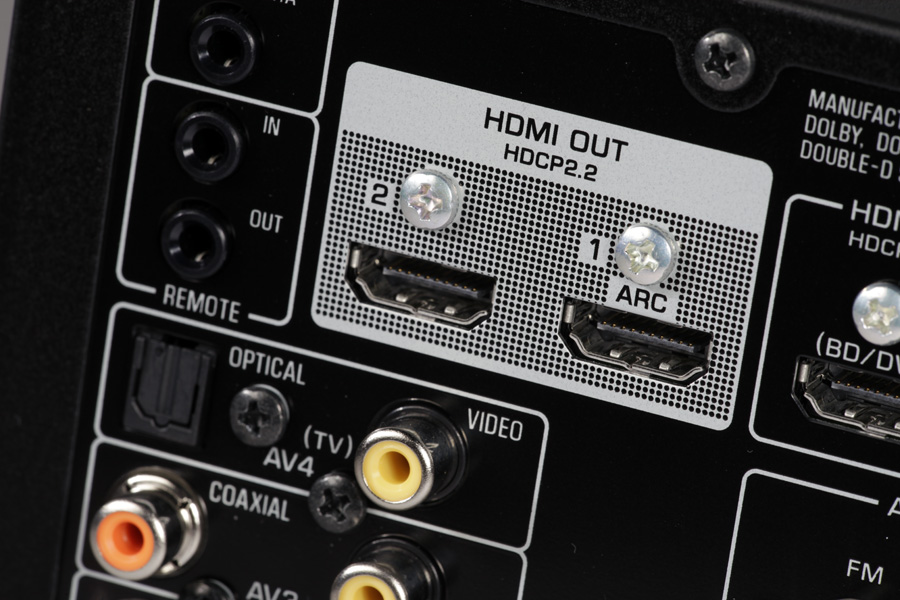 AV-ресивер Yamaha RX-A850