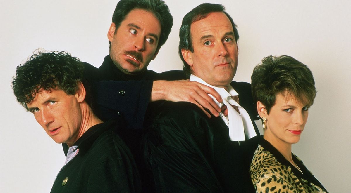 A Fish Called Wanda (1988) – Comedy, Crime