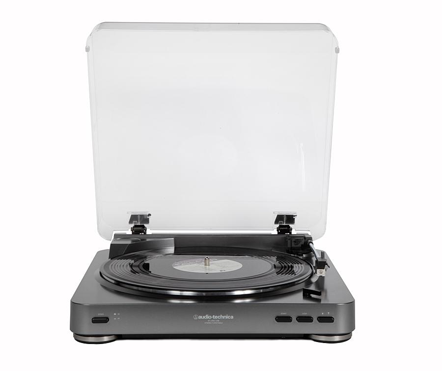 Проигрыватель грампластинок Audio-Technica AT-LP60USB