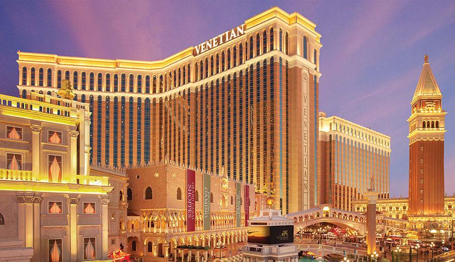 Лас Вегас. Отель Venetian