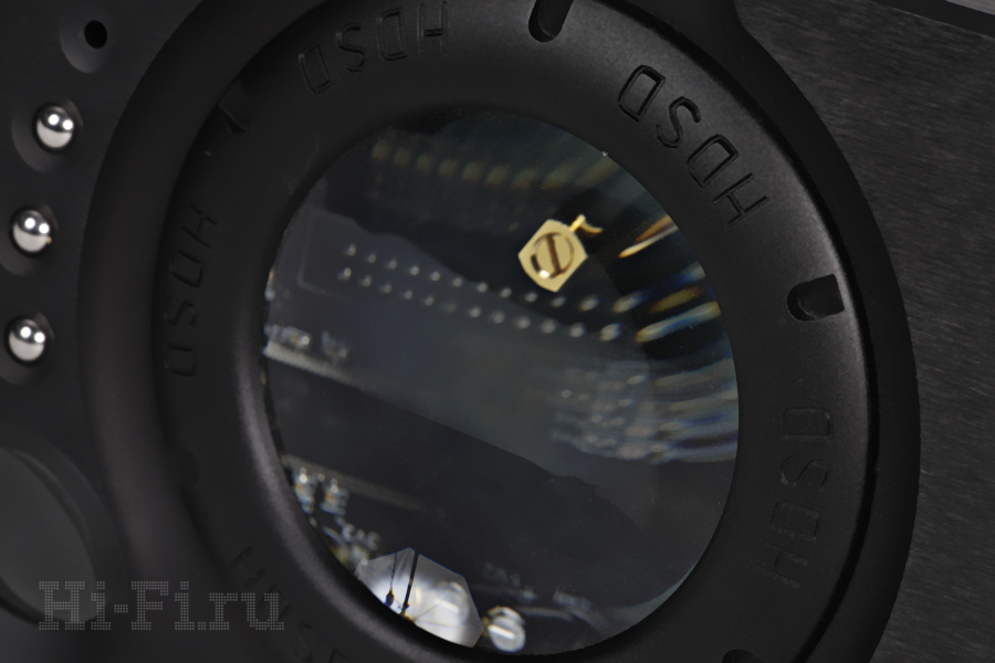 Цифро-аналоговый преобразователь Chord QBD76 HDSD