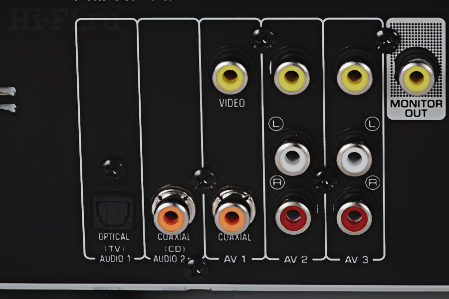 AV-ресивер Yamaha RX-V379