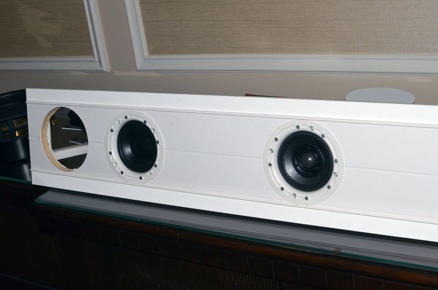 Morel SoundWall LCR