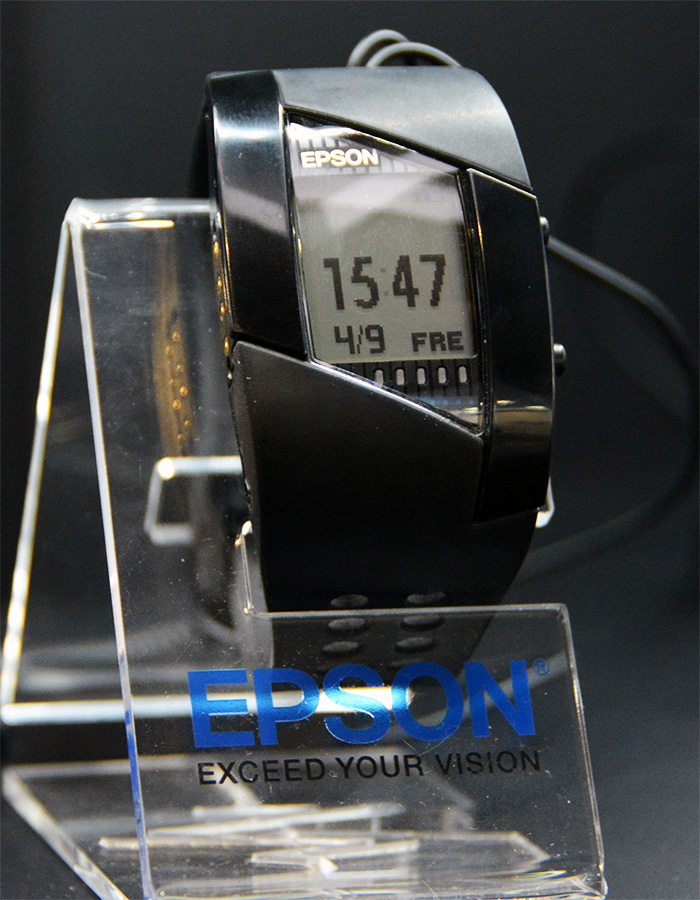 Смарт-часы Epson Pulsense PS-500