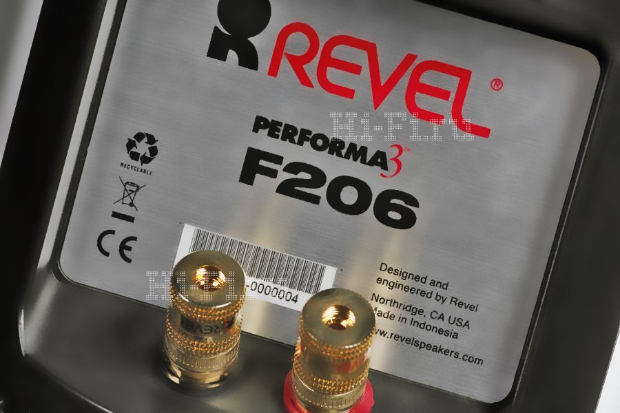 Акустические системы Revel Performa 3 F206