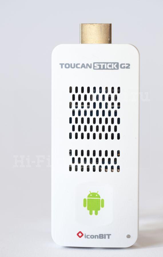 Мини-компьютер IconBIT Toucan Stick G2