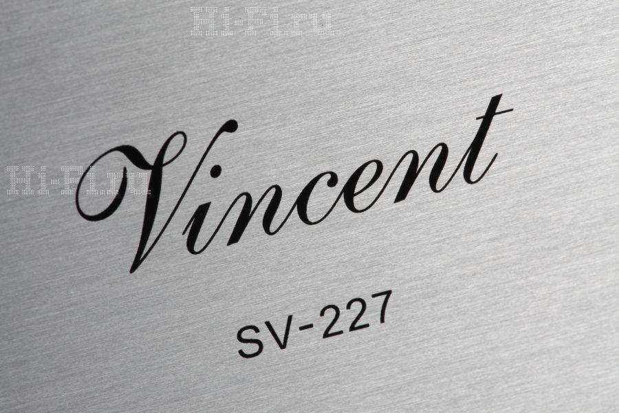 Гибридный интегрированный усилитель Vincent SV-227