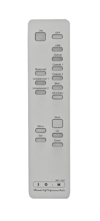 Цифро-аналоговый преобразователь с предварительным усилителем SOtM sDP-1000