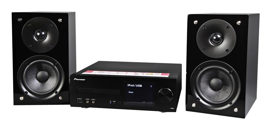 dd7221002115 Новый взгляд. Стереосистема Pioneer X-HM82-K   Аудио Hi-Fi.ru