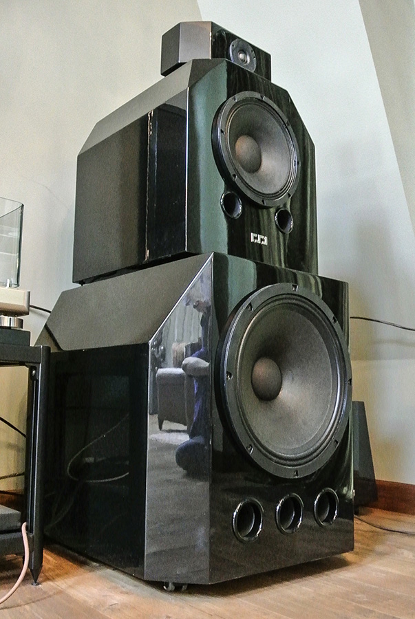 Активная система Slonov Sound Design Model 120