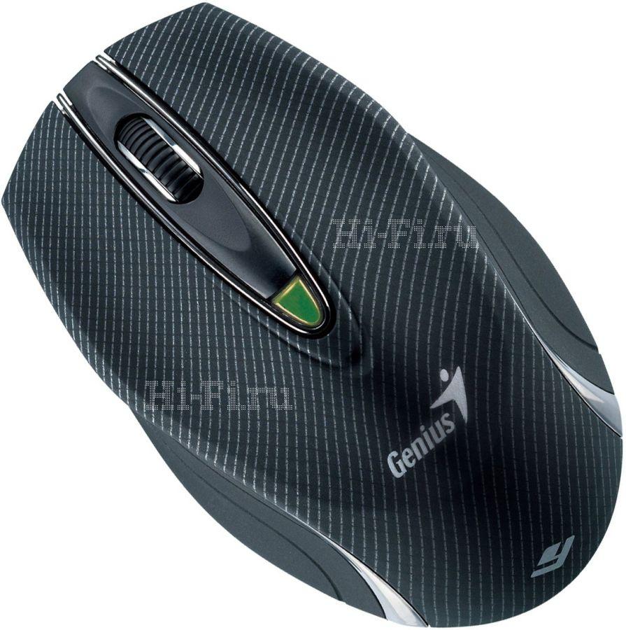 Беспроводная компактная мышь Genius Traveler 9010LS